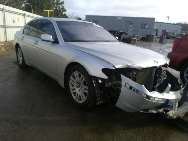 Auto Auction Ended On VIN UXZWCCL BMW X XDRIVE - 2012 bmw 745