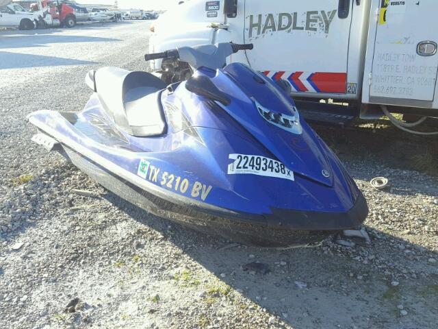 Salvage 2013 Yamaha VXR for sale