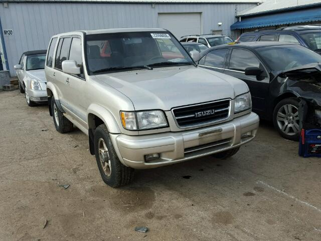 1999 ISUZU TROOPER S 3.5L