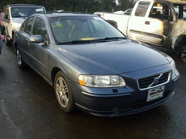 2008 VOLVO S60 2.5T 2.5L