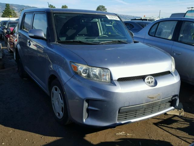 2012 toyota scion xb for sale ca san jose salvage. Black Bedroom Furniture Sets. Home Design Ideas