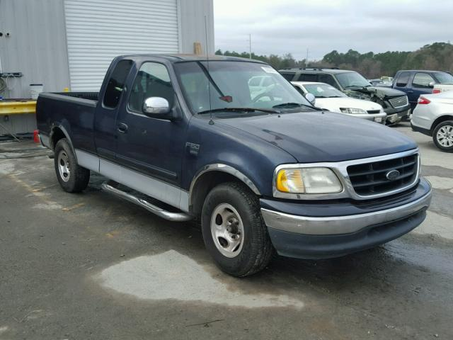 Auto Auction Ended On Vin 1ftrx17l4yna22137 2000 Ford F150 In Ga