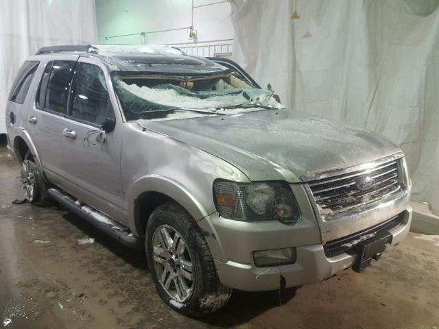 2010 explorer limited