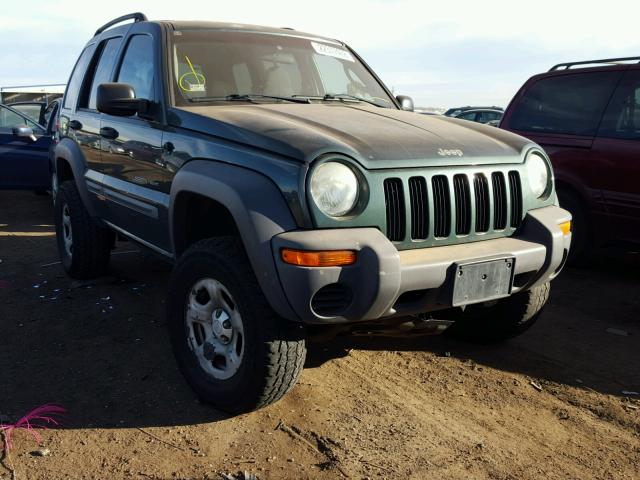 2003 JEEP LIBERTY SP 3.7L