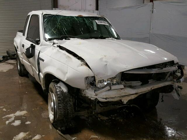Salvage 2004 Ford RANGER SUP for sale