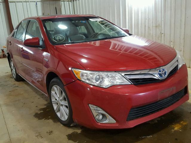 2013 toyota camry hybrid for sale tx longview salvage cars copart usa. Black Bedroom Furniture Sets. Home Design Ideas