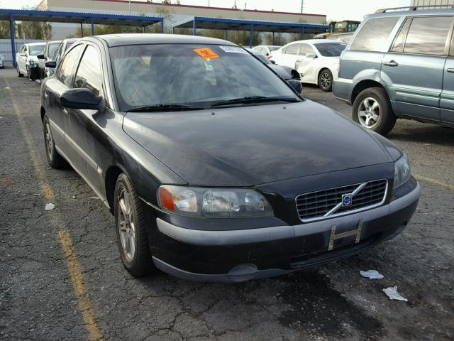 Auto Auction Ended on VIN: YV1RS61R822162851 2002 Volvo S60