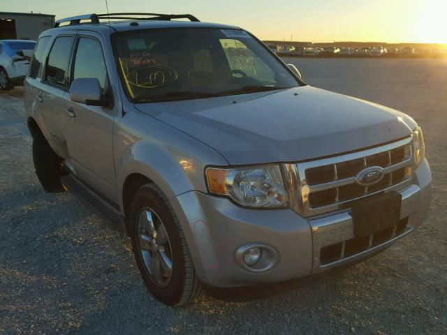 2009 Ford Escape Lim 3 0l 6 For Tx Ft Worth Vin 1fmcu04gx9ka65539