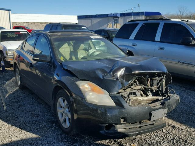 Nissan Altima 3.5 salvage cars for sale: 2007 Nissan Altima 3.5