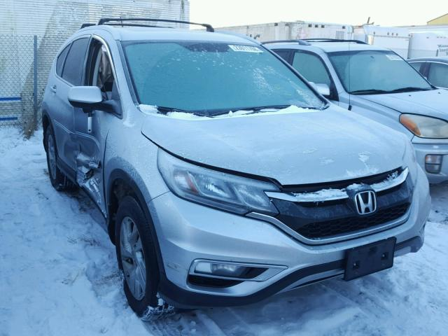 2016 honda cr v ex for sale mn minneapolis salvage for Honda crv usa