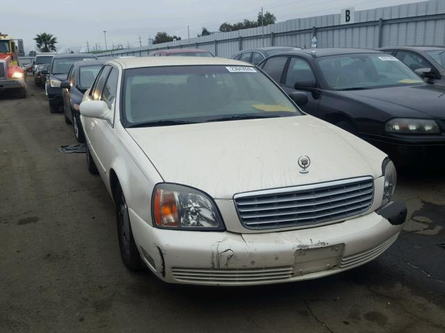 2001 Cadillac Deville 4.6L