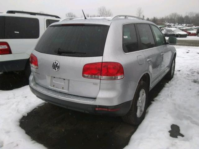 2007 Volkswagen Touareg V6 For Sale At Copart New Britain