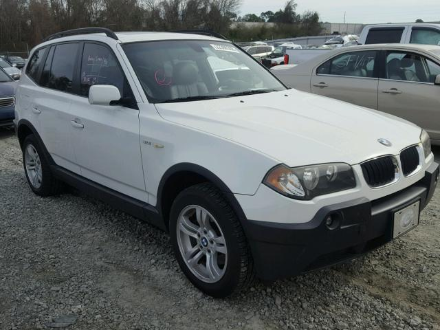 Auto Auction Ended on VIN: WBXPA93455WD03638 2005 BMW X3 3.0I in GA ...