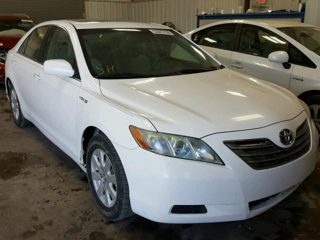 2009 toyota camry hybrid for sale ar little rock salvage cars copart usa. Black Bedroom Furniture Sets. Home Design Ideas