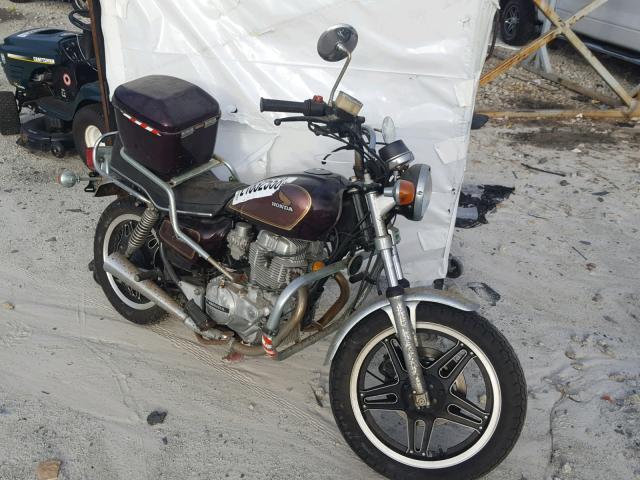 1981 HONDA CM400 C 2