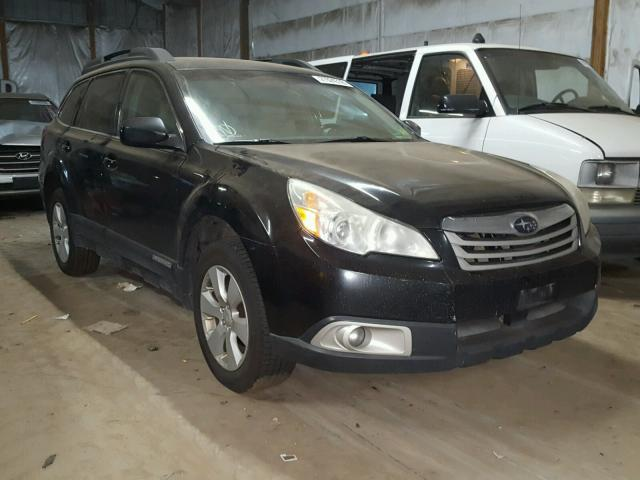 4s4brccc1a3351341 2010 Black Subaru Outback 2 On Sale In Co