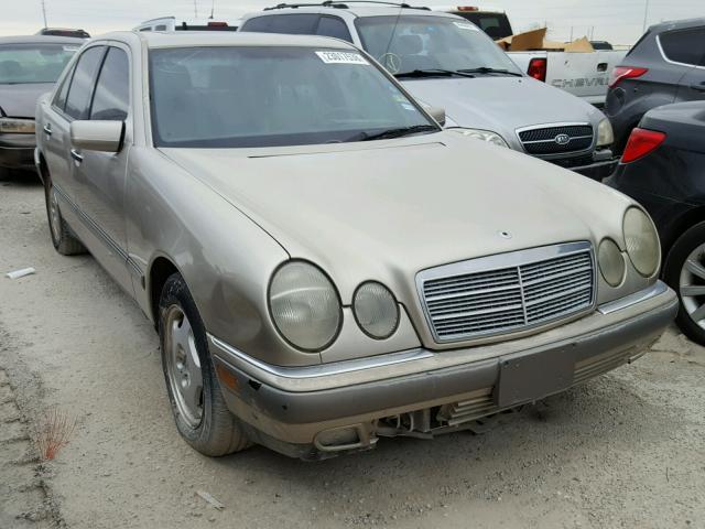 1997 MERCEDES-BENZ E 420 4.2L