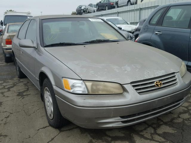 1997 toyota camry ce for sale ca martinez salvage. Black Bedroom Furniture Sets. Home Design Ideas