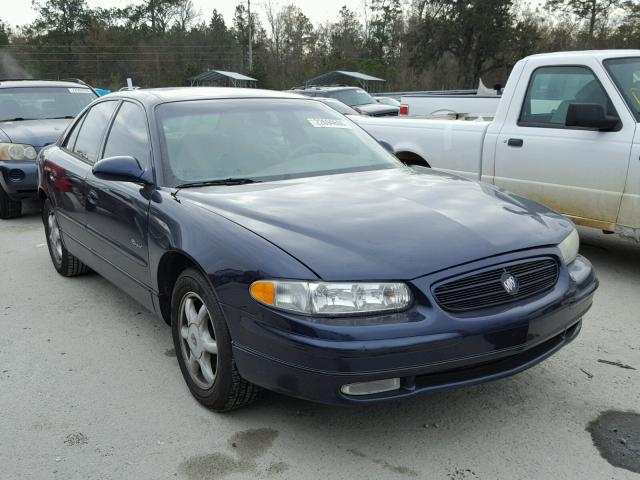 Auto auction ended on vin 2g4wb55k411206791 2001 buick regal ls in 2001 buick regal ls 38l publicscrutiny Choice Image