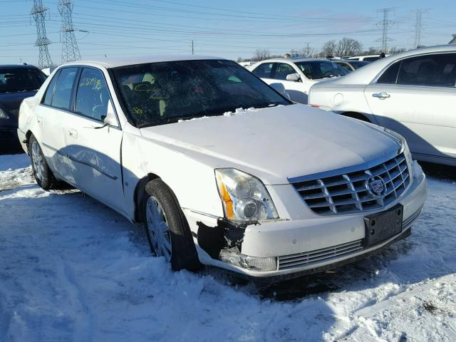 Junk title 2007 cadillac dts sedan 4d 46l 8 for sale in elgin il 2007 cadillac dts left front view lot 22608978 sciox Gallery