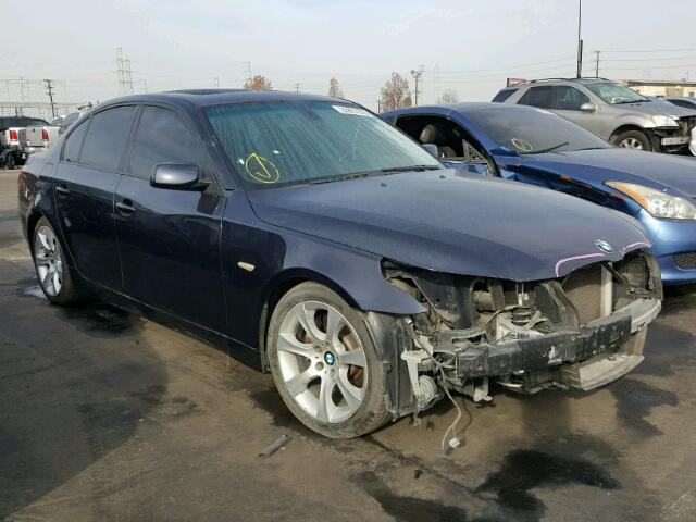 Auto Auction Ended On VIN WBANBXCN BMW I In CA - 545 bmw