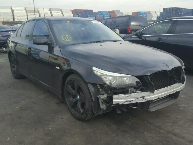Auto Auction Ended On VIN WBANECW BMW I In CA - 2008 bmw 525i
