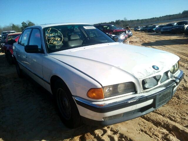 1997 BMW 740 IL 4.4L