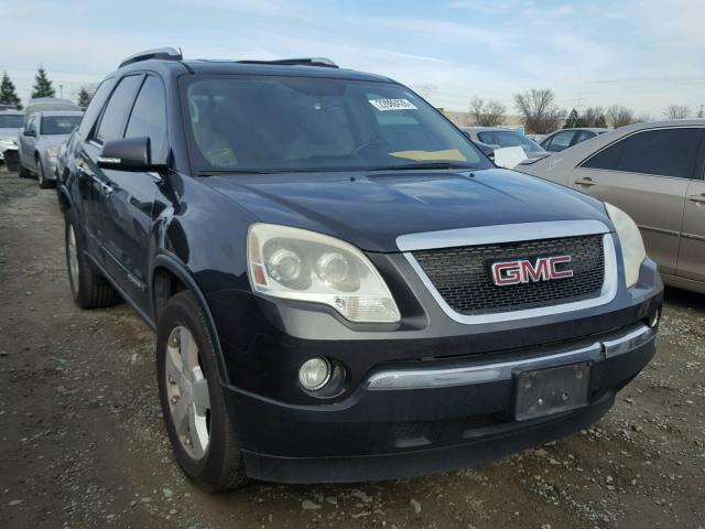 2007 gmc acadia slt 2 for sale ca sacramento salvage. Black Bedroom Furniture Sets. Home Design Ideas