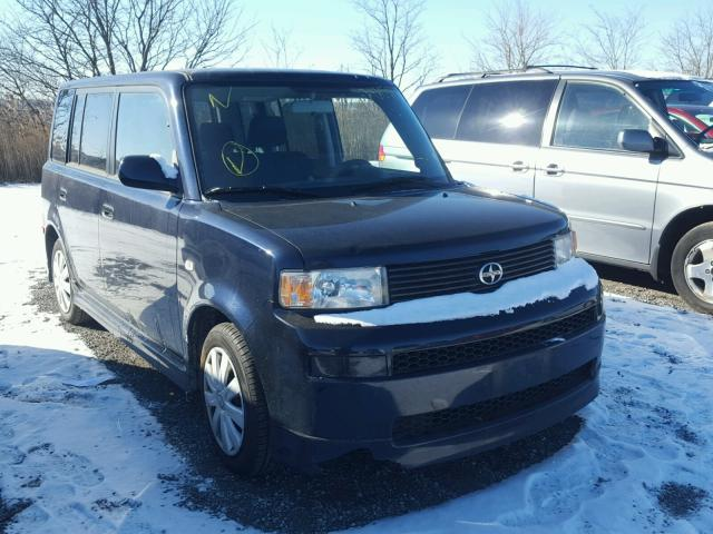 2004 toyota scion xb for sale md baltimore salvage. Black Bedroom Furniture Sets. Home Design Ideas