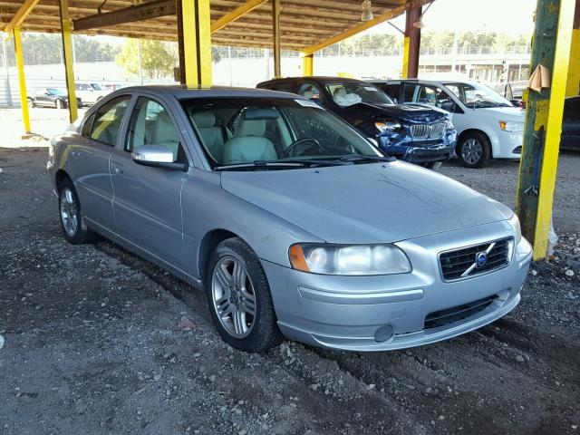 Auto Auction Ended on VIN: YV1RS592972611690 2007 VOLVO S60 2.5T in ...