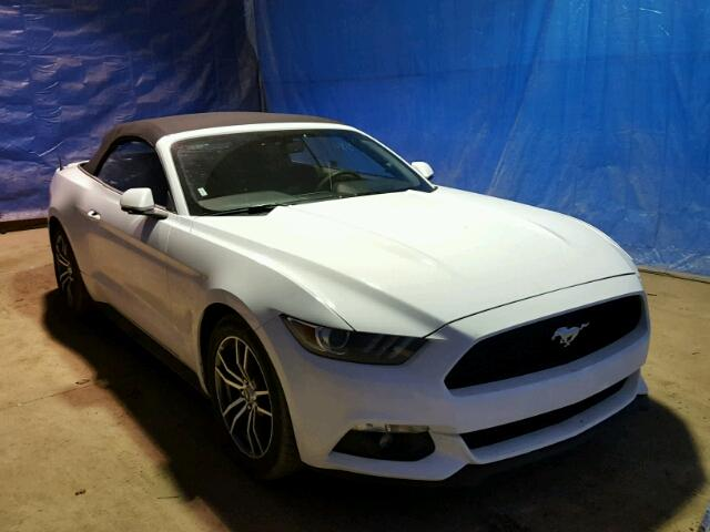 2017 FORD MUSTANG 2.3L