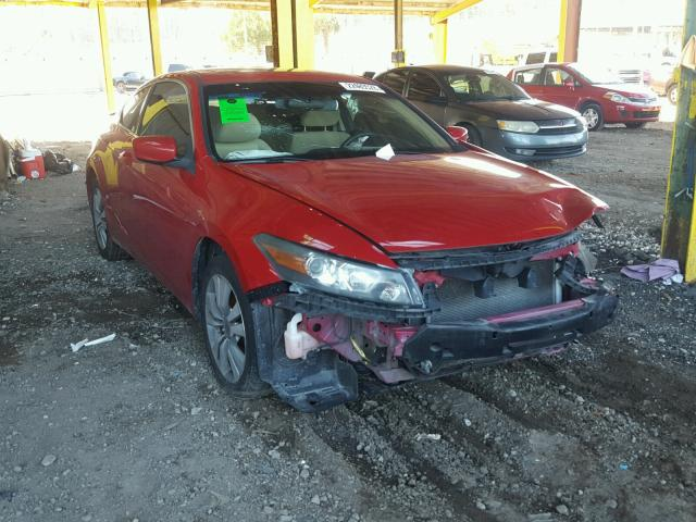 Salvage 2010 HONDA ACCORD EX - Small image. Lot 22489528