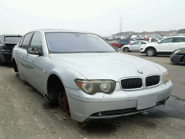 2002 BMW 745 LI 44L