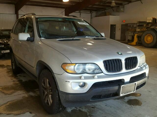 Salvaged BMW X5 Cars for Auction - AutoBidMaster