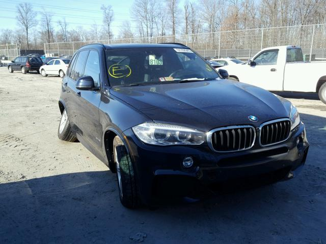 2015 bmw x5 xdrive35i for sale dc washington dc salvage cars copart usa. Black Bedroom Furniture Sets. Home Design Ideas