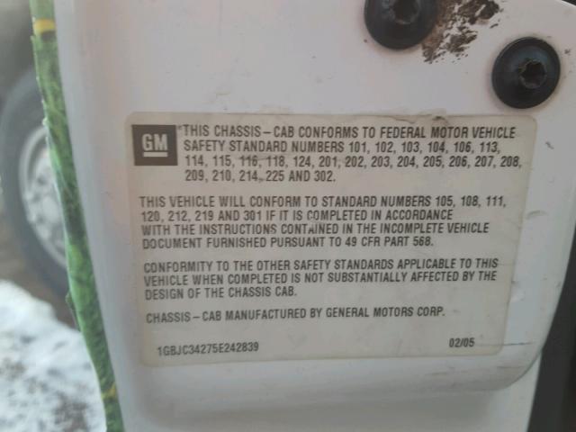 2005 CHEVROLET SILVERADO 6.6L