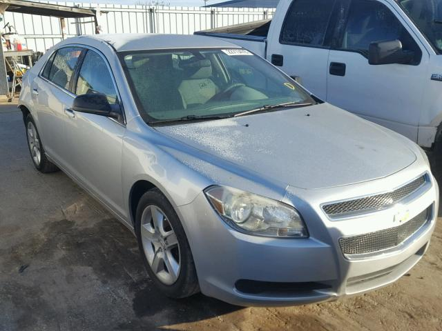 Salvage 2010 CHEVROLET MALIBU - Small image. Lot 22713478