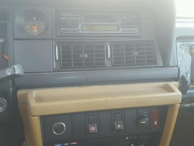 1988 VOLVO 244 DL 2.3L
