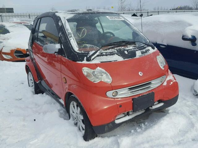 click here to view 2006 SMART FORTWO at IBIDSAFELY