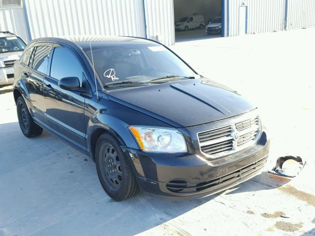 Salvage 2009 DODGE CALIBER SX - Small image. Lot 23325718