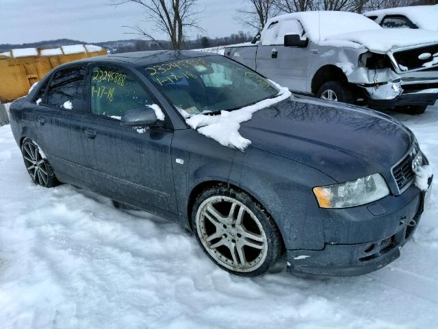 2002 AUDI A4 1.8T QU 1.8L