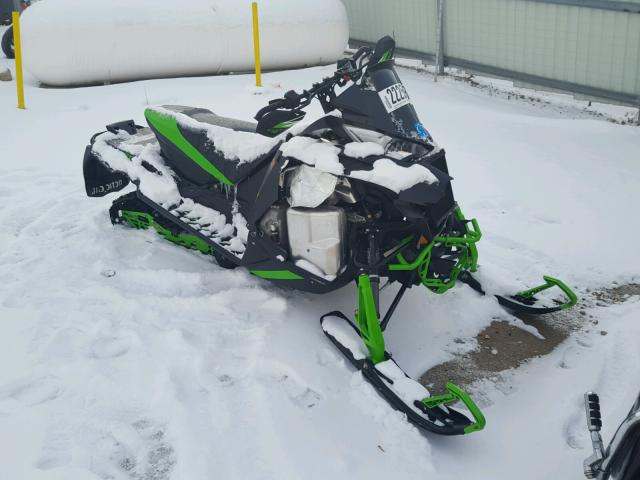 Salvage cars for sale from Copart East Bethel, MN: 2015 Arctic Cat Snowmobile