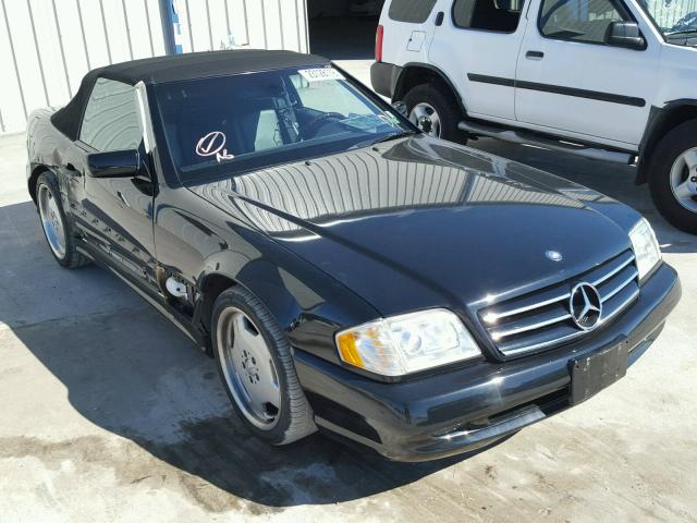 1998 mercedes benz sl 600 for sale fl orlando north for Mercedes benz north orlando