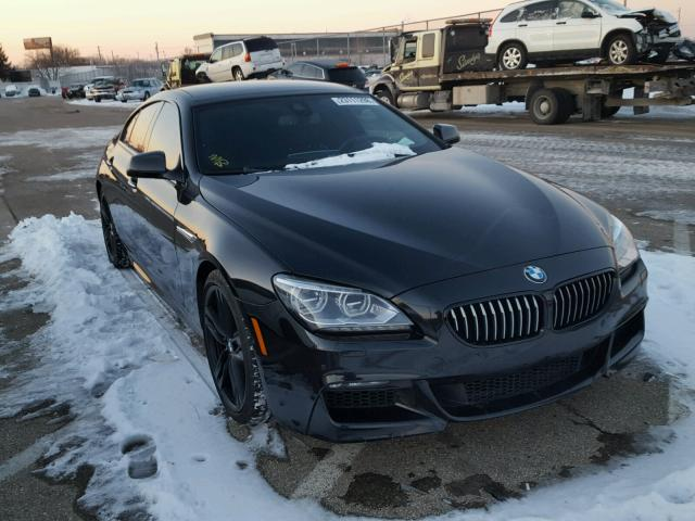 Auto Auction Ended On VIN WBABCED BMW I In OH - 2014 bmw 650