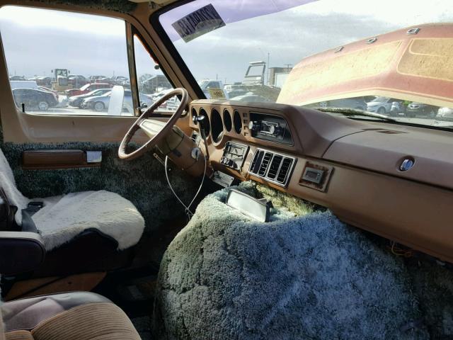 1978 DODGE VAN Photos | TX - DALLAS - Salvage Car Auction on