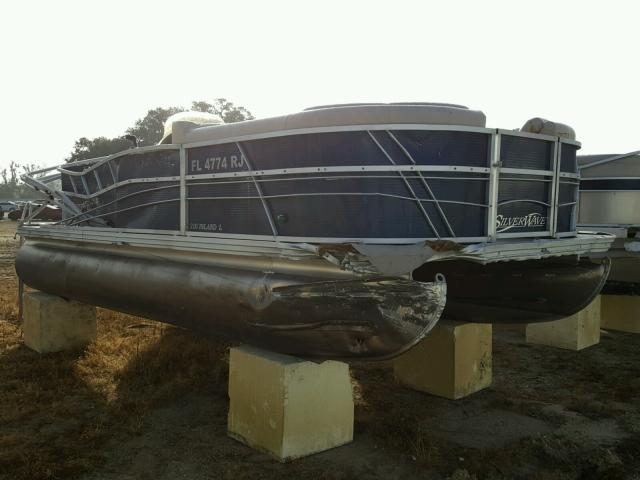 Salvage 2017 Silverline BOAT for sale