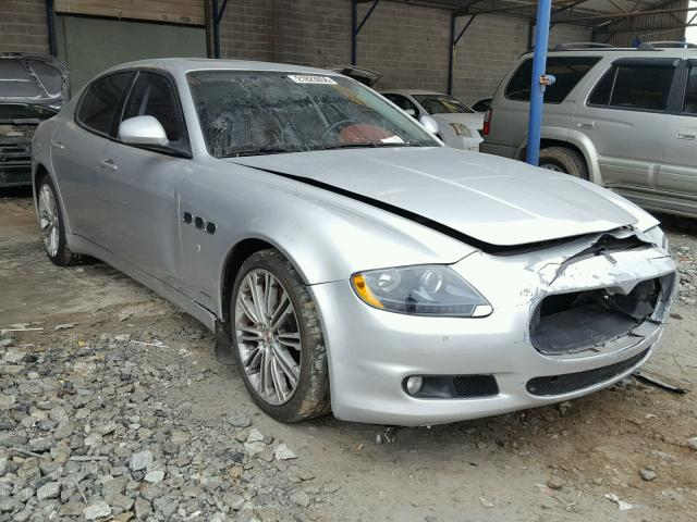 MASERATI Salvage Cars for Sale | Online MASERATI Auction ...