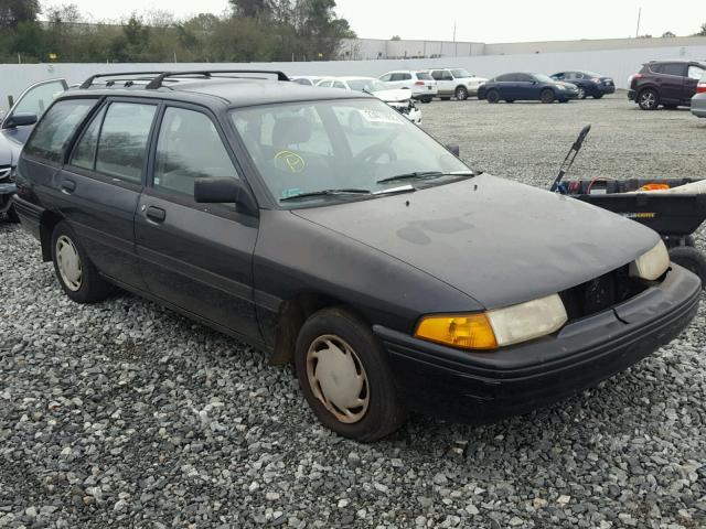 1993 Ford Escort Lx 1.9L