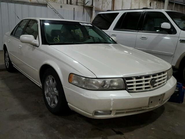 Auto Auction Ended On Vin 1g6ky54911u252943 2001 Cadillac Seville