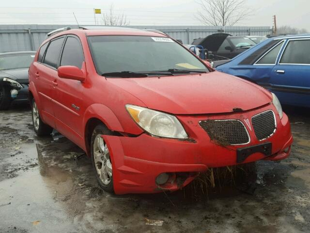 Auto Auction Ended On Vin 5y2sn63l05z477436 2005 Pontiac Vibe Gt In
